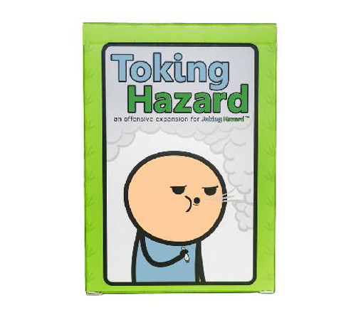 Toking Hazard Deck Enhancement (In-Store Pickup Only)