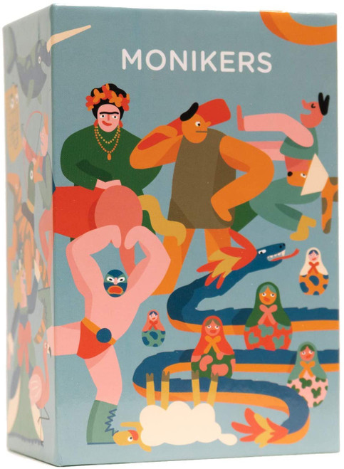 Monikers (In-Store Pickup Only) (Sold Out)