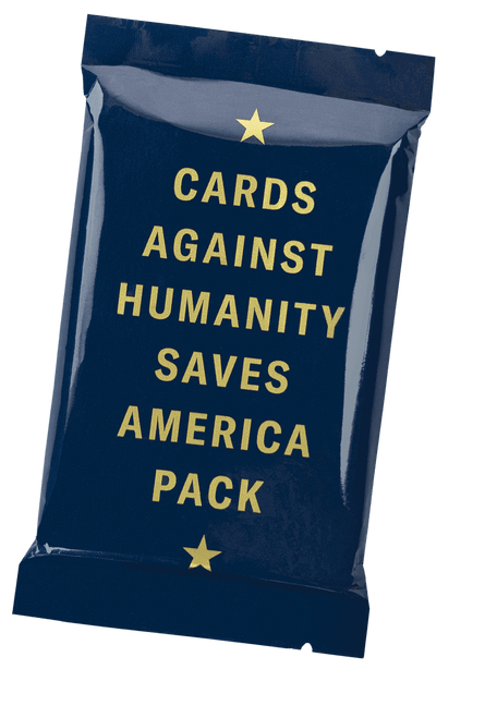 Saves America Pack Cards Against Humanity