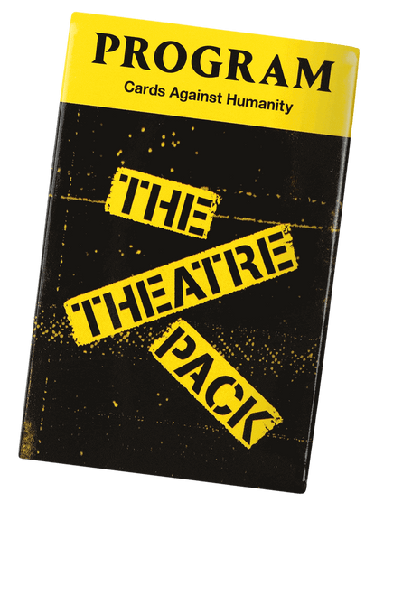 Theater Expansion Cards Against Humanity
