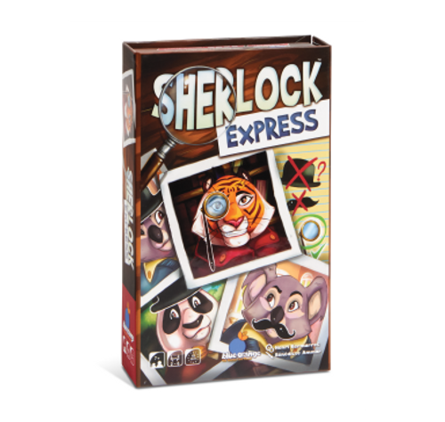 Box image of Sherlock Express