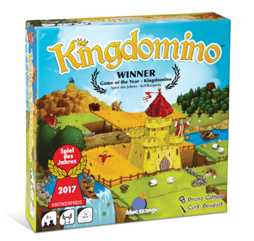 Box image of Kingdomino