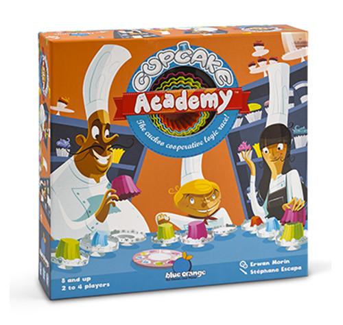 Cupcake Academy box image