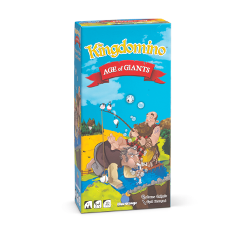 Kingdomino: Age of Giants Expansion box image