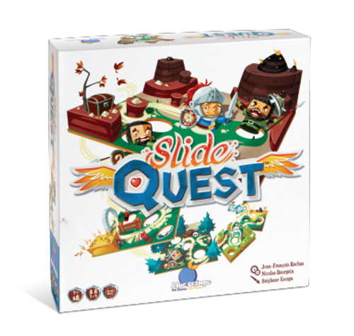 Slide Quest box image