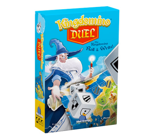 Box image of Kingdomino Duel