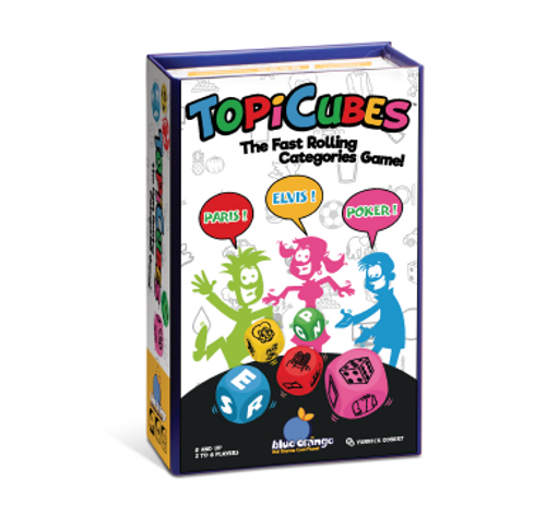 Box image for TopiCubes