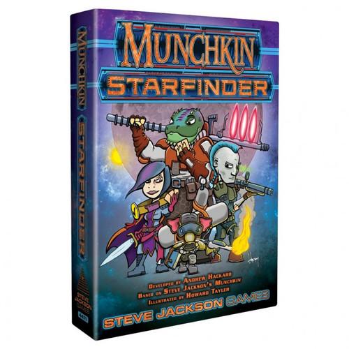 Munchkin: Starfinder