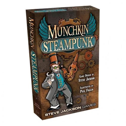 Munchkin: Steampunk