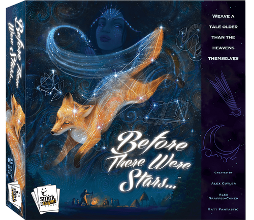 Box image of Before There Were Stars