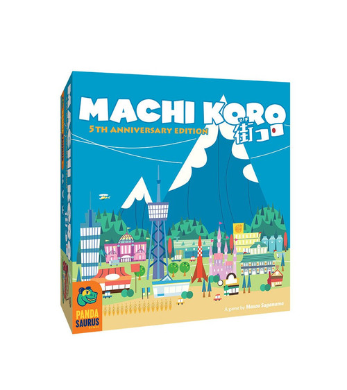Image of Machi Koro box