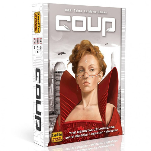 The Resistance: Coup