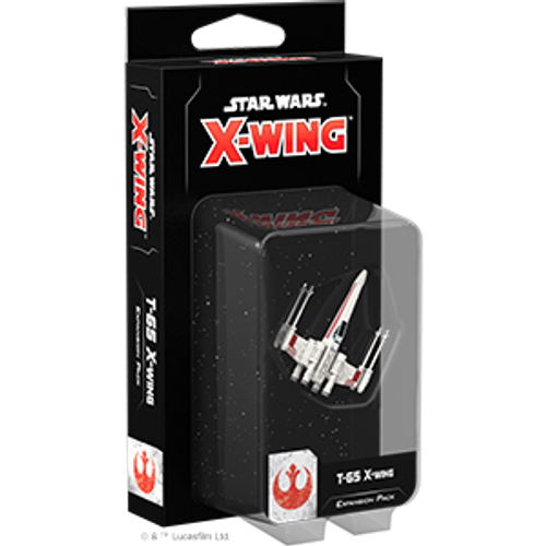 Star Wars X-Wing 2 Edition T-65 X-Wing