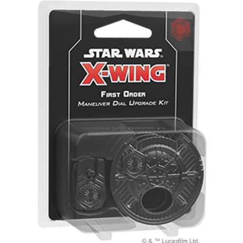 Star Wars X-Wing 2 Edition First Order Maneuver Dial pack