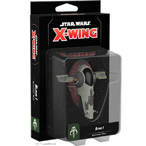 Star Wars X-Wing 2 Edition Slave 1