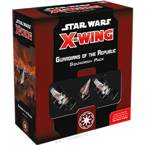 Star Wars X-Wing 2 Edition Guardians of the Republic Squadron