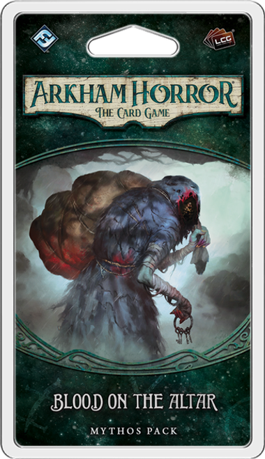 Arkham Horror Card Game: Blood on the Altar