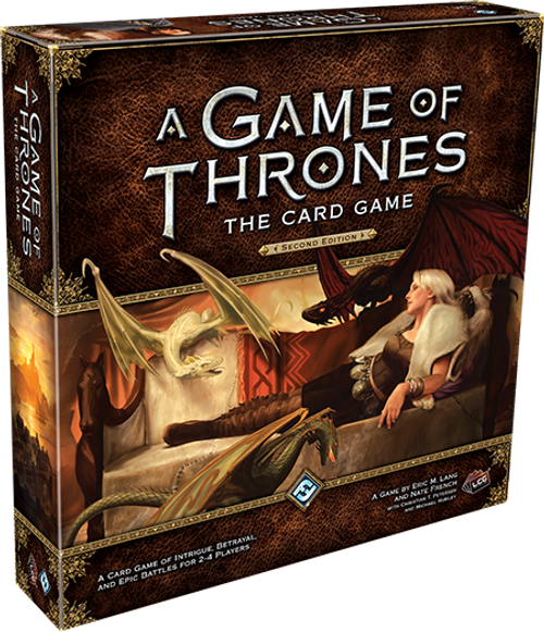 A Game of Thrones LCG core 2nd Edition