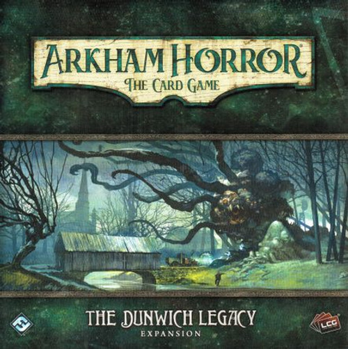 Arkham Horror Card Game: The Dunwich Legacy