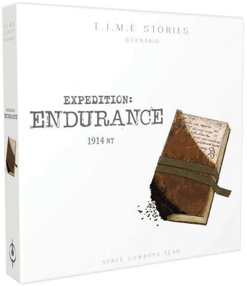 T.I.M.E. Stories: Expedition Endurance box image