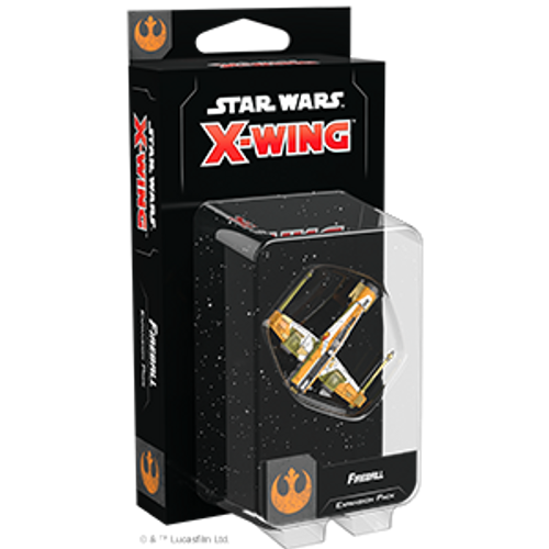 Star Wars X-Wing 2 Edition Fireball Pack