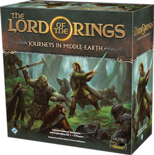 LotR: Journeys in Middle-earth