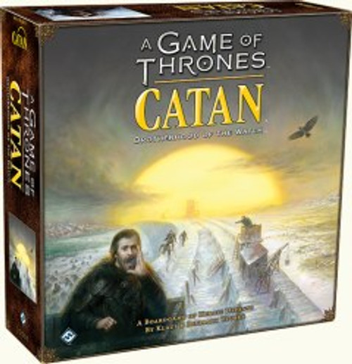 Catan Game of Thrones box
