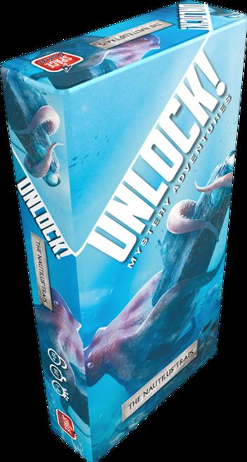 Unlock!: The Nautilus' Traps box image