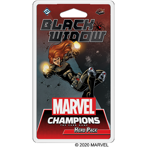 Marvel: Black Widow Hero Pack