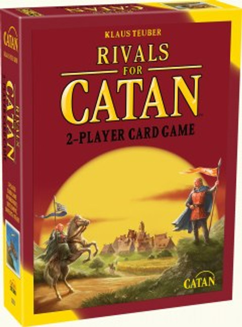 Rivals of Catan Box