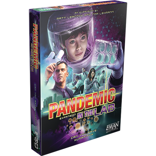 Pandemic: In the Lab Box