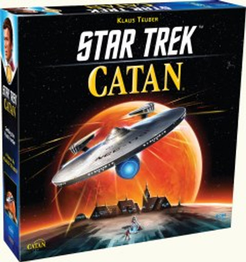 Star Trek Catan Box