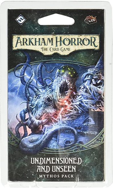 Arkham Horror Card Game: Undimensioned and Unseen