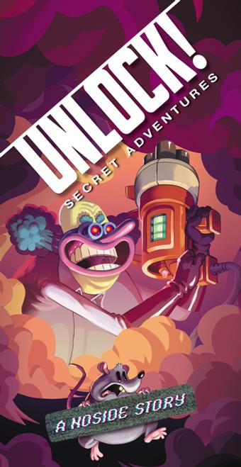 Unlock!: A Noside Story box image