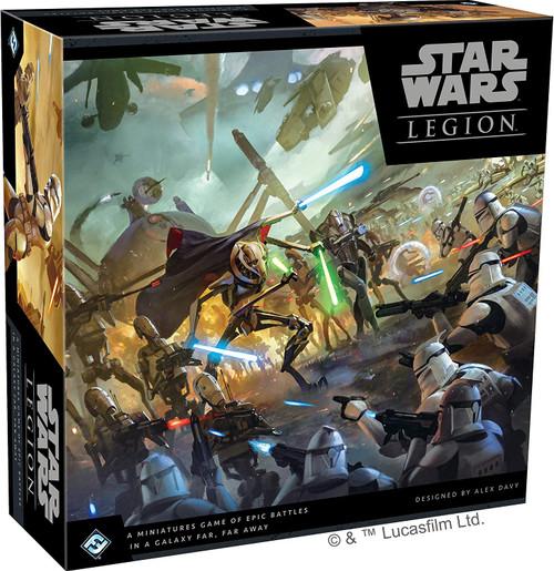 SWL: Clone Wars Core Set