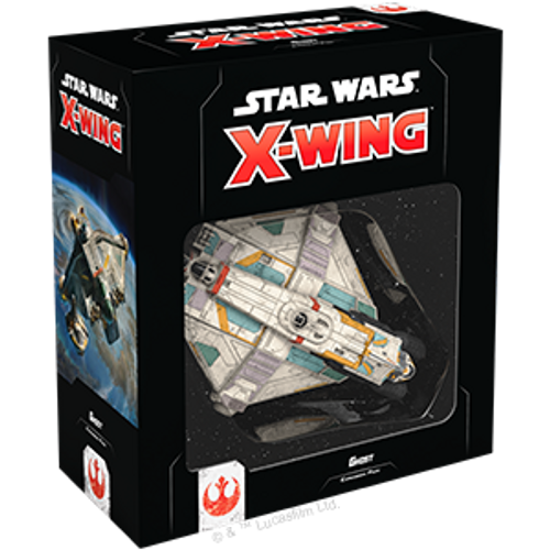 Star Wars X-Wing 2 Edition Ghost Box