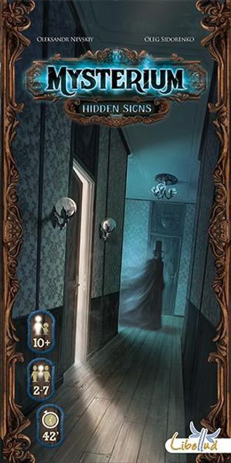 Mysterium: Hidden Secrets box image