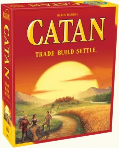 Catan box