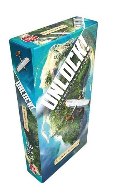 Unlock!: The Island of Doctor Goorse box image