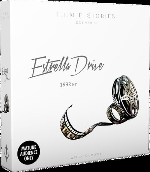 T.I.M.E. Stories: Estrella Drive box image