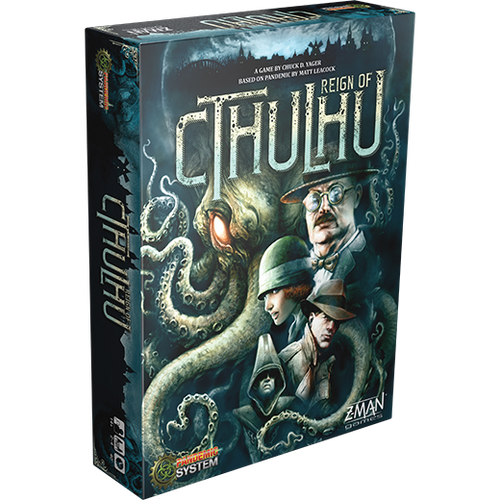 Pandemic: Reign of Cthulhu Box
