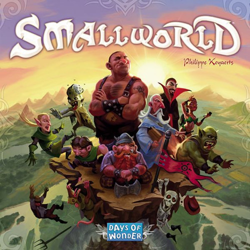 Small World box image
