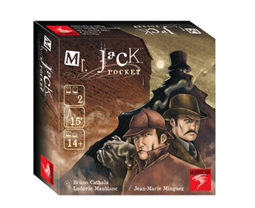 Mr. Jack: Pocket Edition box image