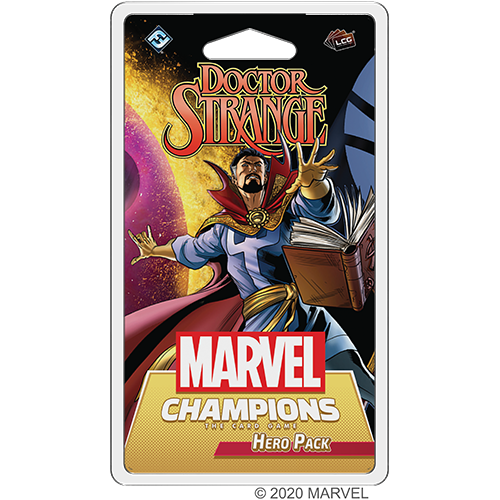 Marvel: Dr. Strange Hero Pack