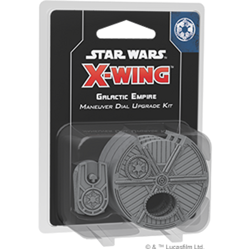 Star Wars X-Wing 2 Edition Galactic Empire Maneuver Dial