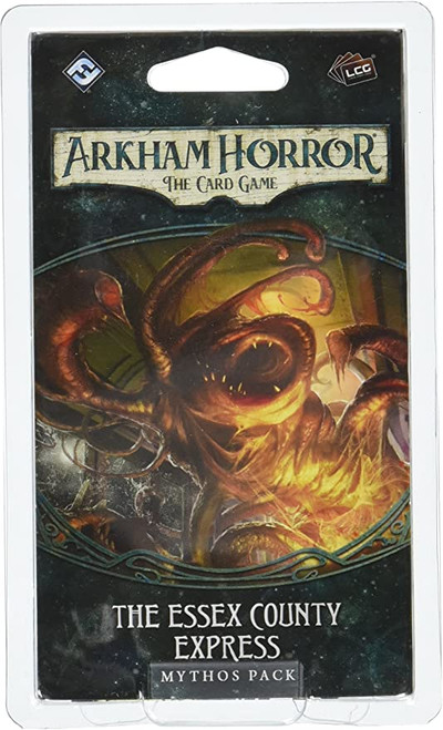 Arkham Horror Card Game: The Essex County Express