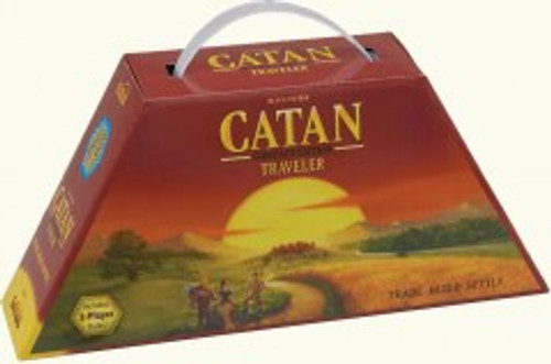 Travel Catan box