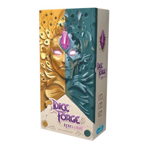 Dice Forge: Rebellion Expansion box