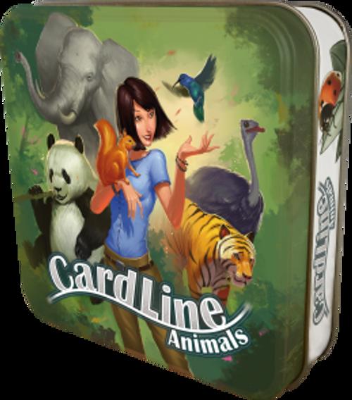 Cardline: Animals box image