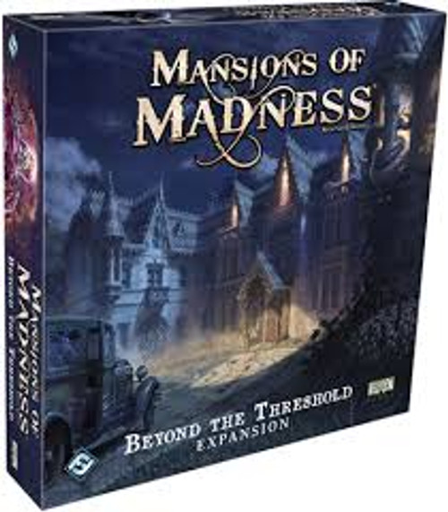 Mansions Of Madness 2E: Beyond the Threshold